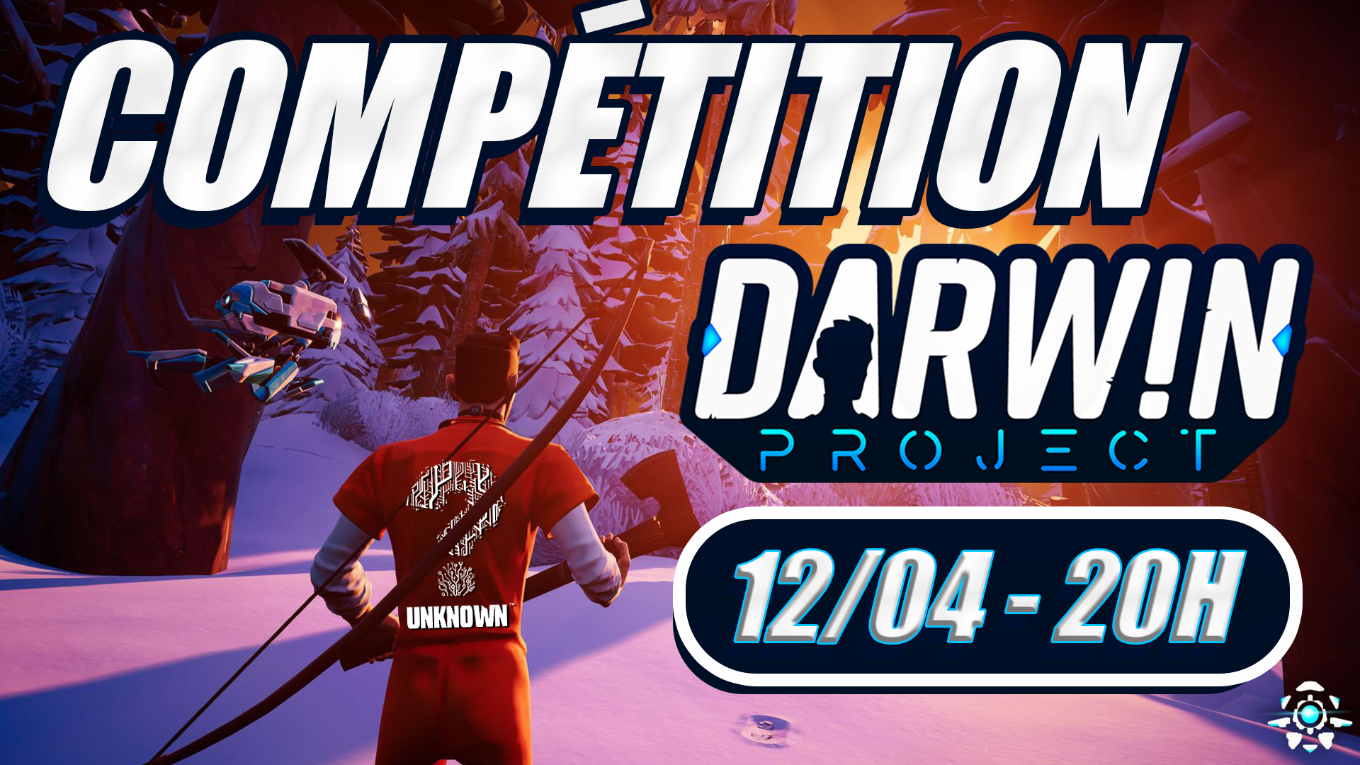 Competition Darwin Project